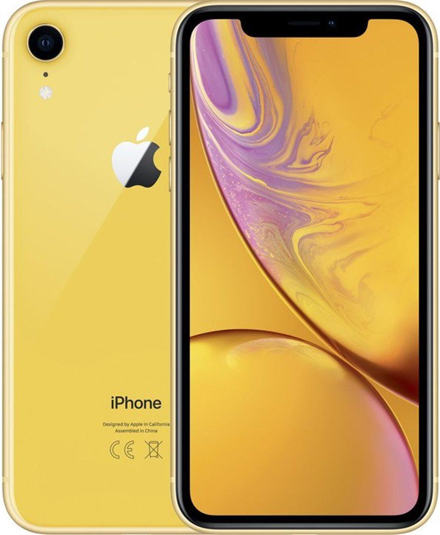 Apple iPhone XR 128GB Yellow / SK