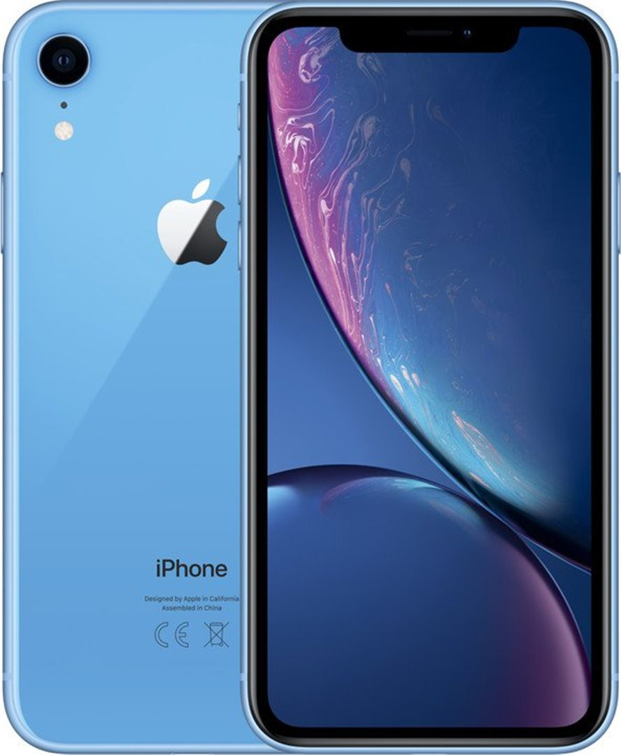 Apple iPhone XR 128GB Blue / SK