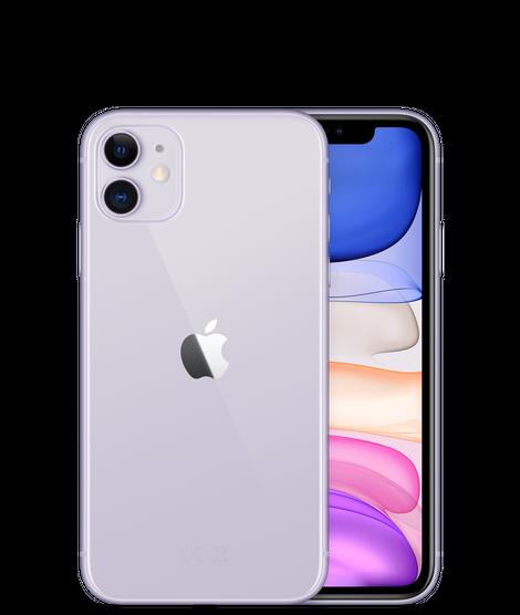 Apple iPhone 11 128GB Purple / SK