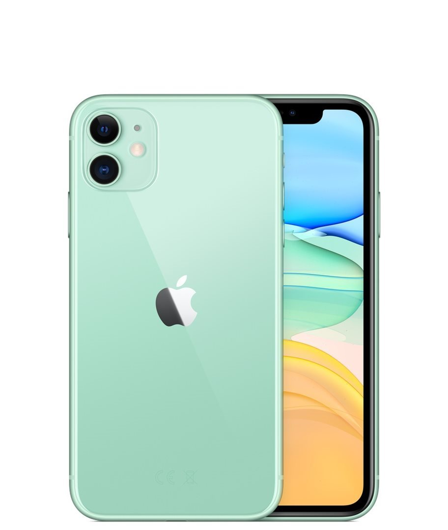 Apple iPhone 11 128GB Green / SK