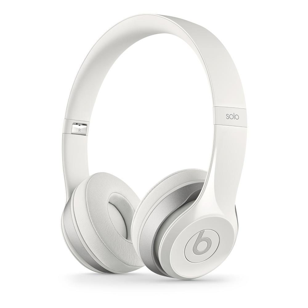 Beats Solo2 On-Ear Headphones - White