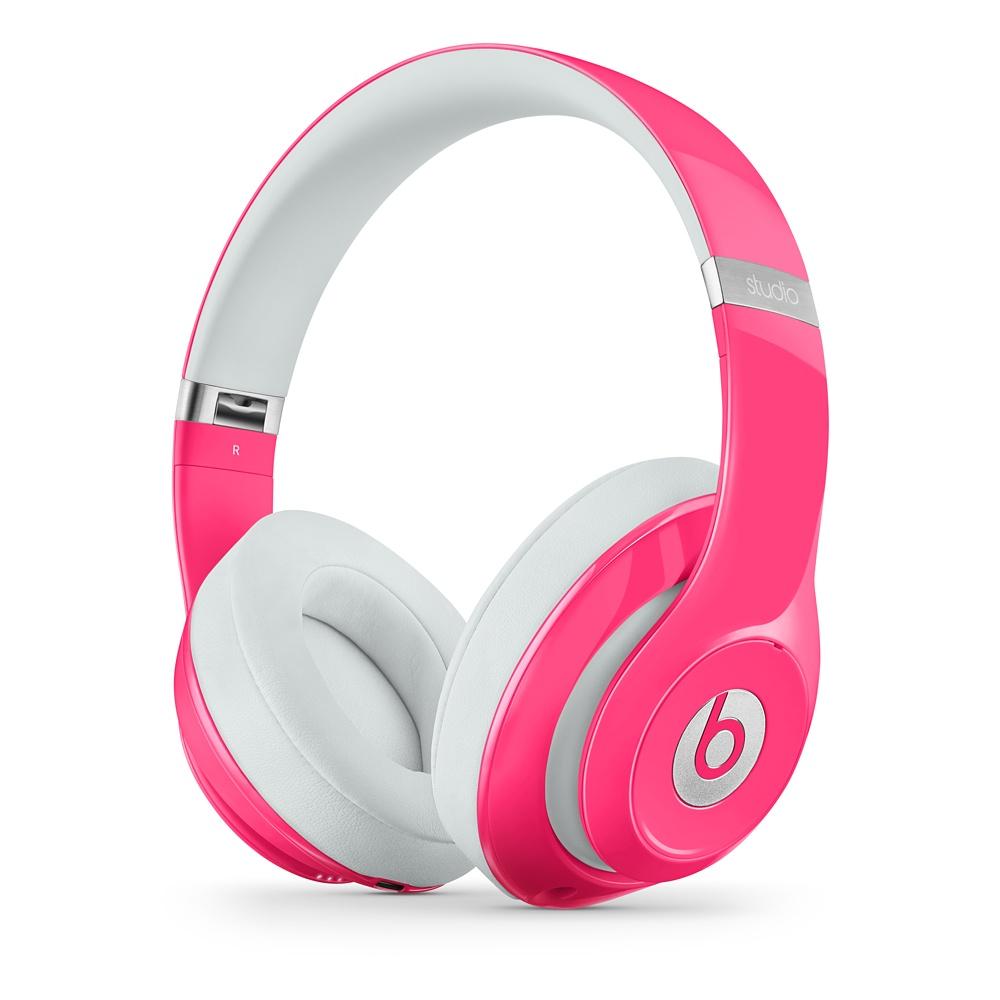 Beats Studio 2 Over-Ear Headphones - Pink