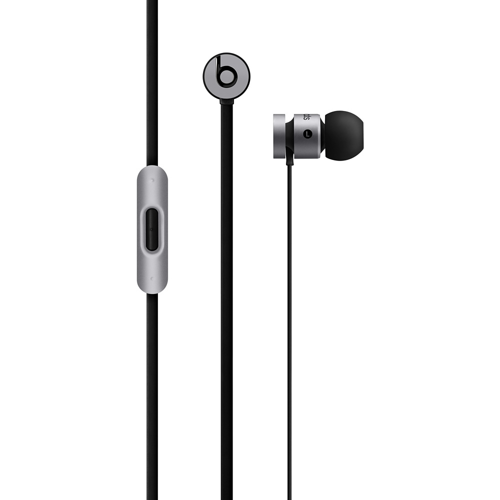 Beats urBeats In-Ear Headphones - Space Gray