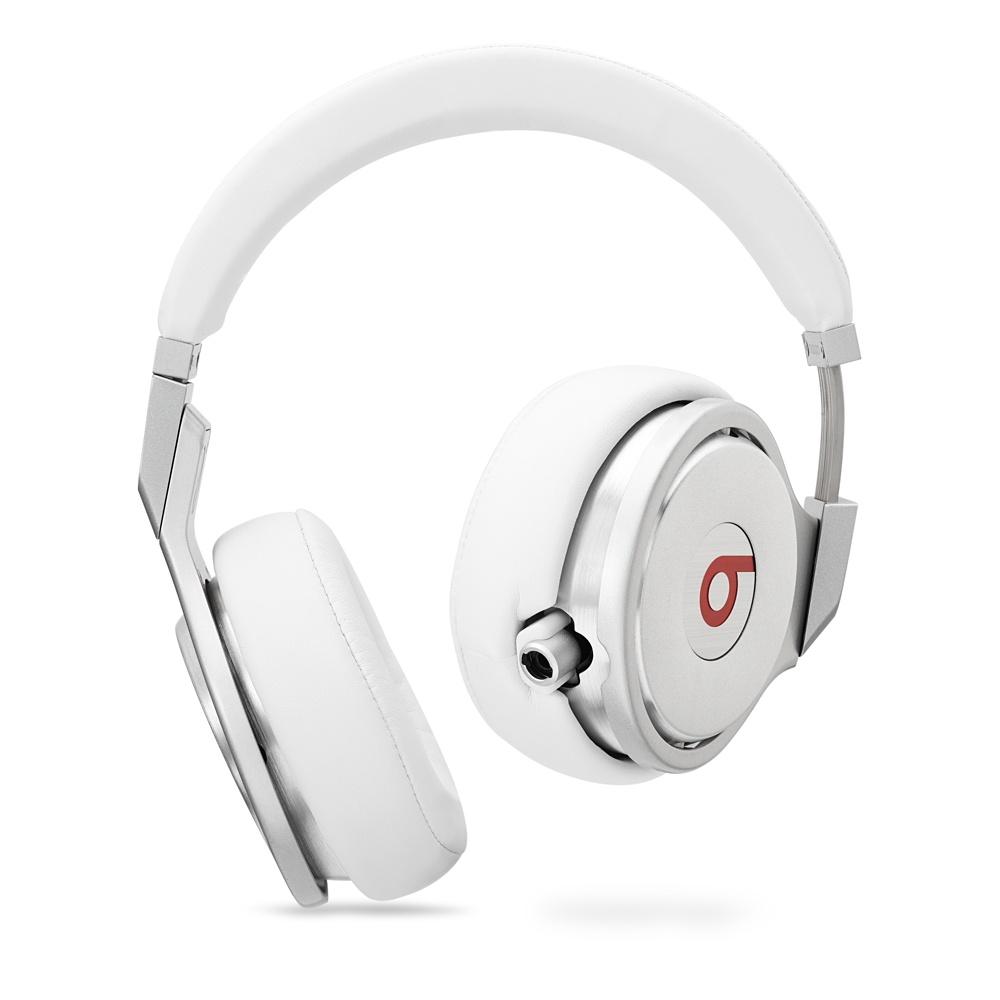 Beats Pro Over-Ear Headphones - White