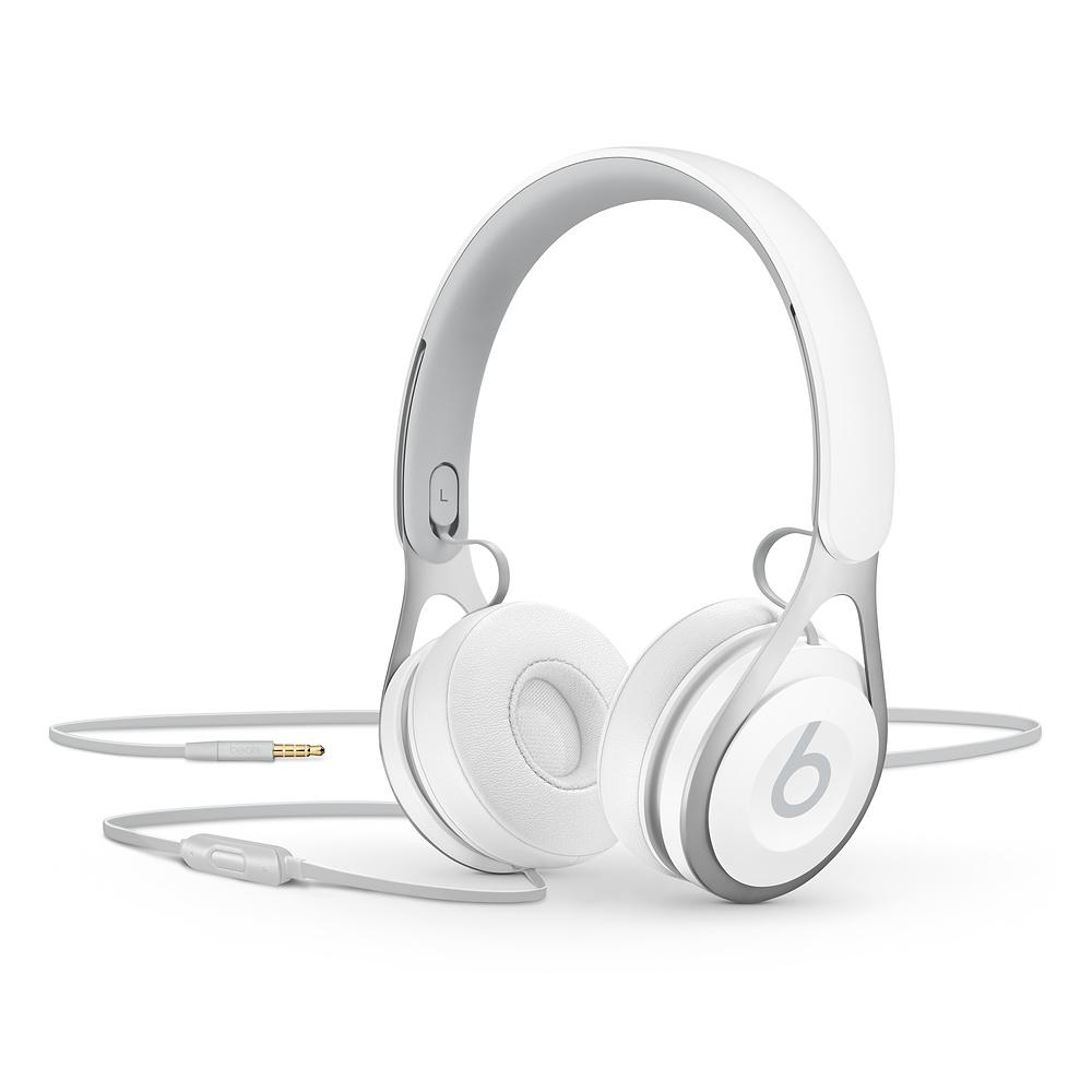 Beats EP On-Ear Headphones - White - ML9A2EE/A