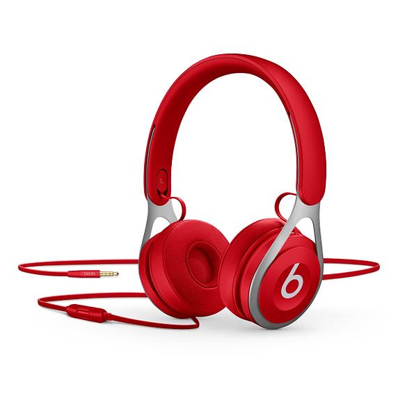 Beats EP On-Ear Headphones - Red - ML9C2EE/A