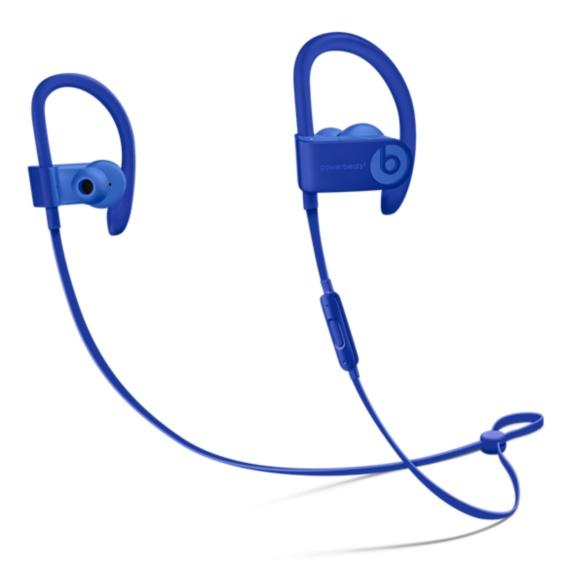 Powerbeats3 Wireless Earphones - NC- Break Blue