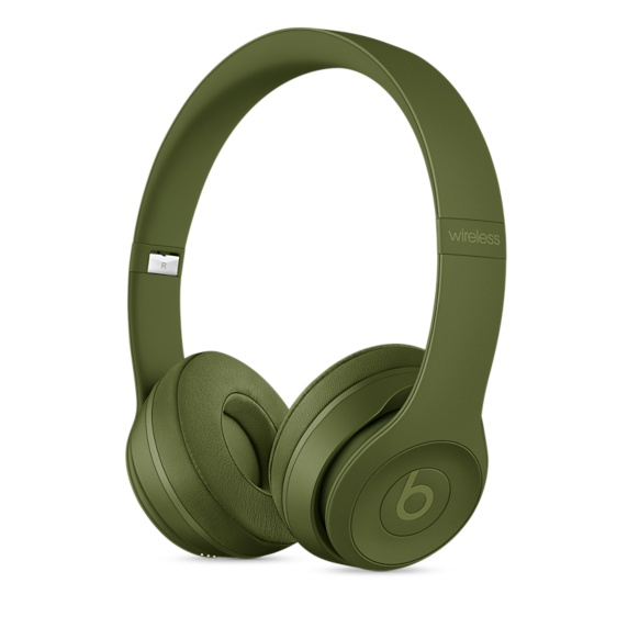 Beats Solo3 Wireless On-Ear Headphones - Turf Gree