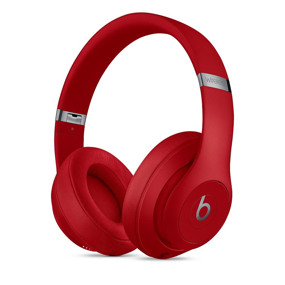 Beats Studio3 Wireless Headphones - Red