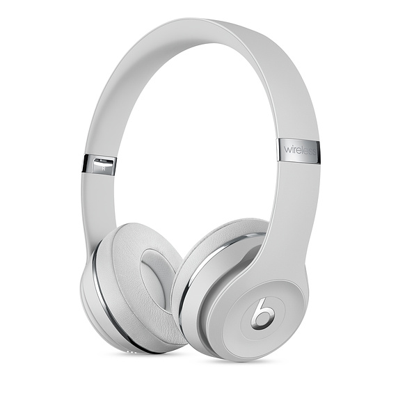 Beats Solo3 Wireless On-Ear HP - Satin Silver