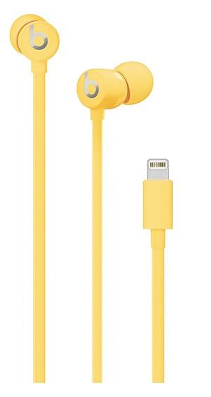 urBeats3 Earphones Lightning - Yellow