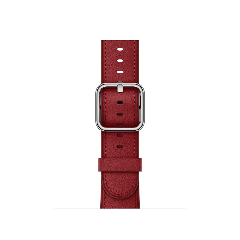 Watch Acc/38/Ruby (RED) Classic Buckle