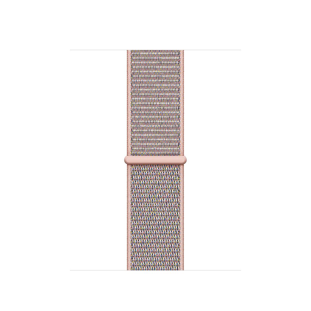 Watch Acc/40/Pink Sand Sport Loop