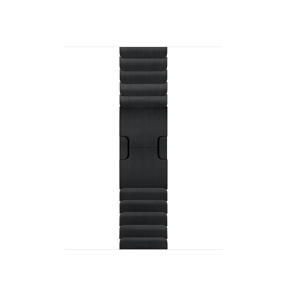 Watch Acc/38/Space Black Link Bracelet
