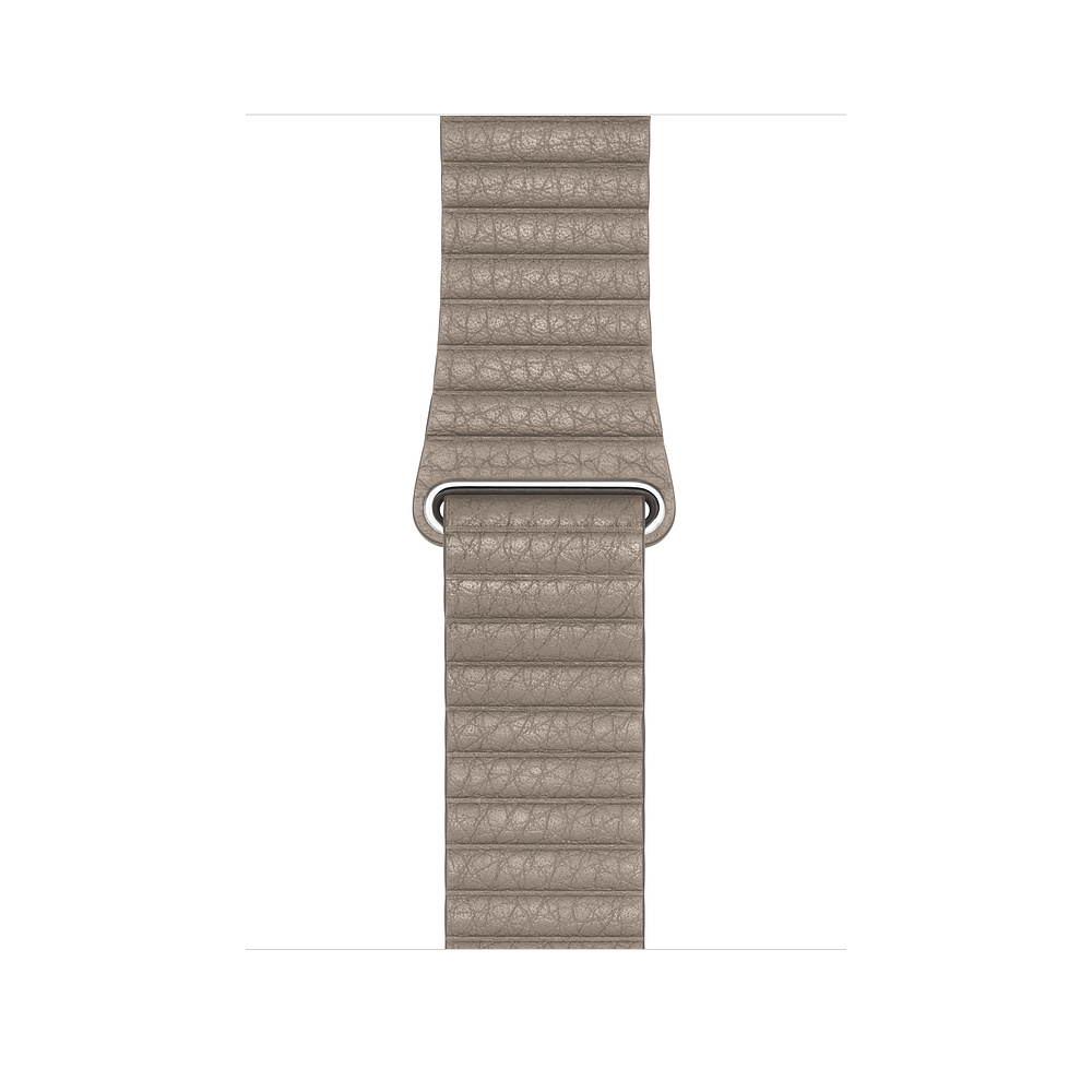 Watch Acc/44/Stone Leather Loop - M