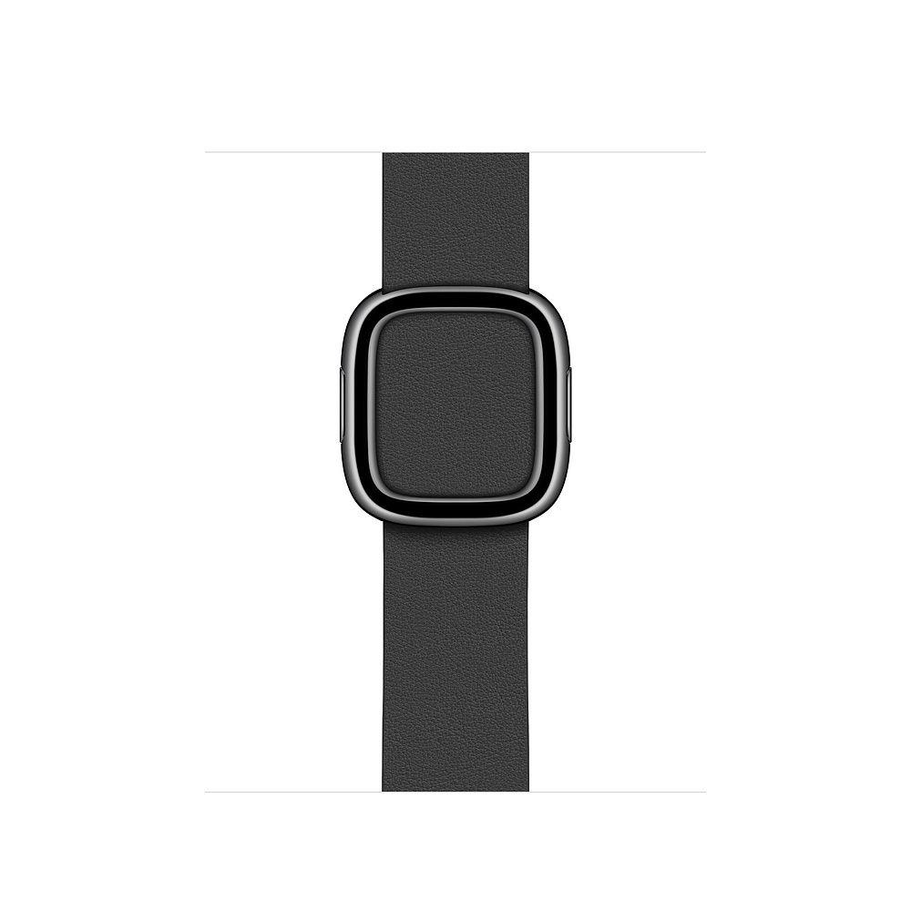 Watch Acc/40/Black Modern Buckle - Small - MWRF2ZM/A