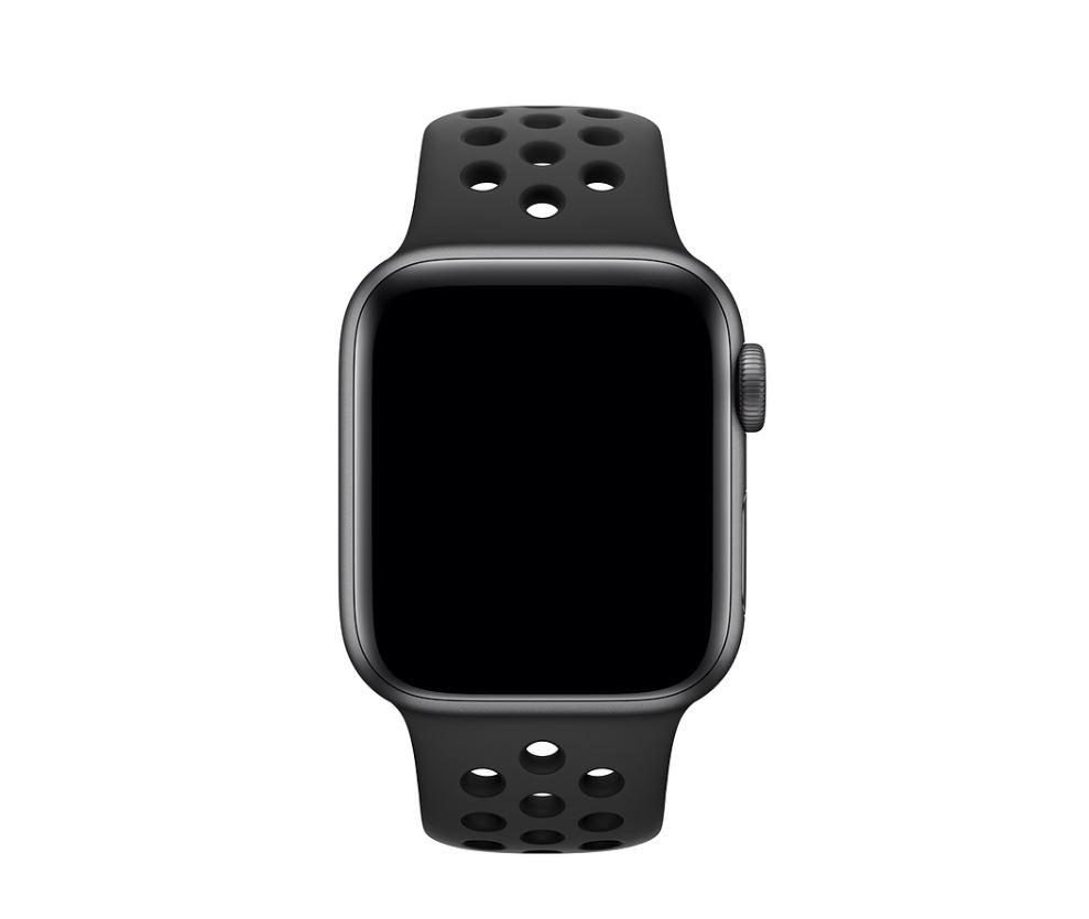 Watch Nike+, S3, 38mm, Sp Grey/Ant+Black Nike Band