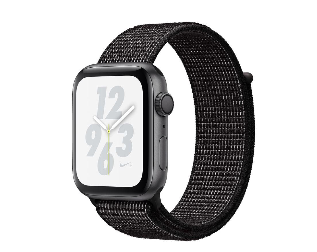 Watch Nike+, S4, 40mm, Sp Grey/Black Sport Loop