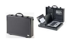 Dicota DataDesk pro tiskárnu HP 100 - černá
