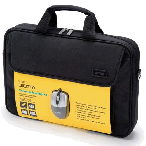 Dicota Value Toploading Kit