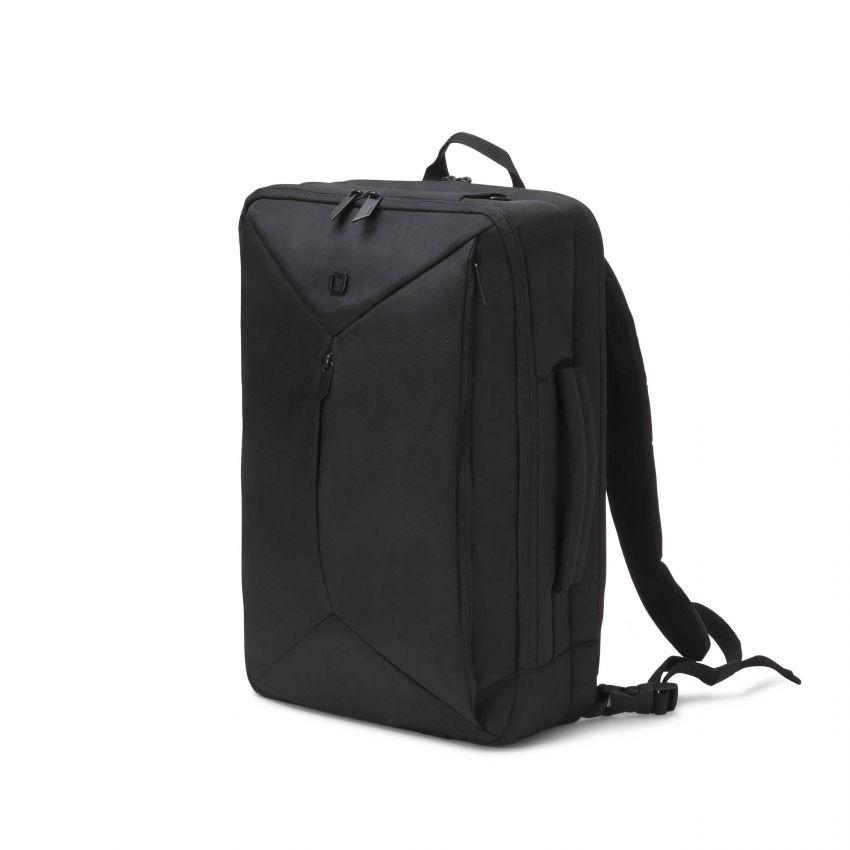 Dicota Backpack Dual EDGE 13-15.6 black