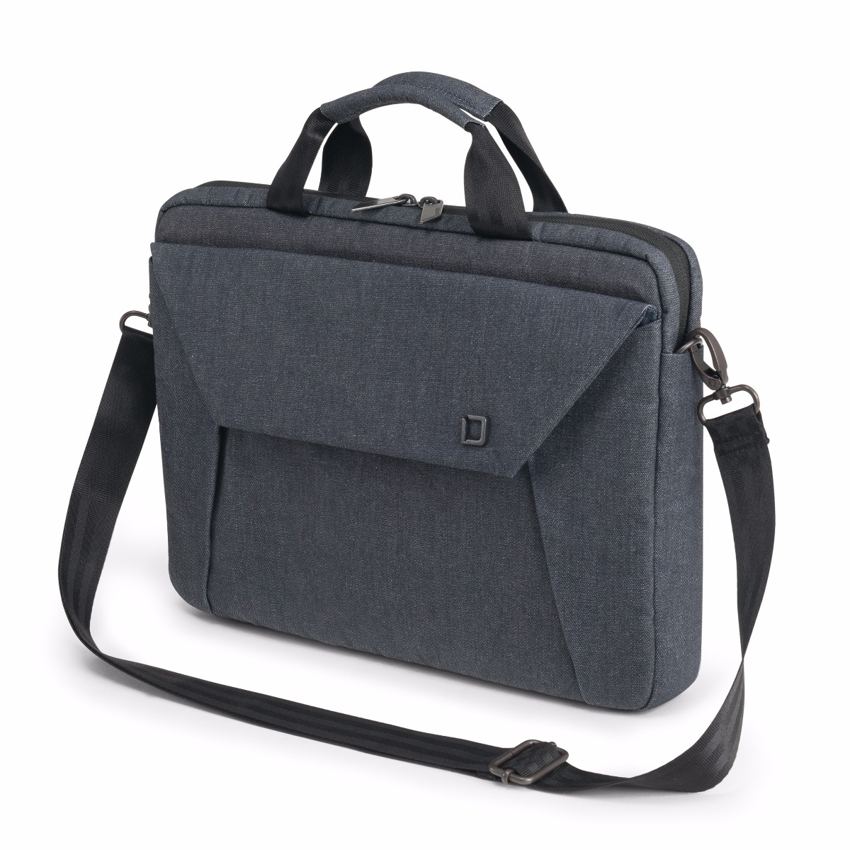 Dicota Slim Case EDGE 12-13.3 blue denim