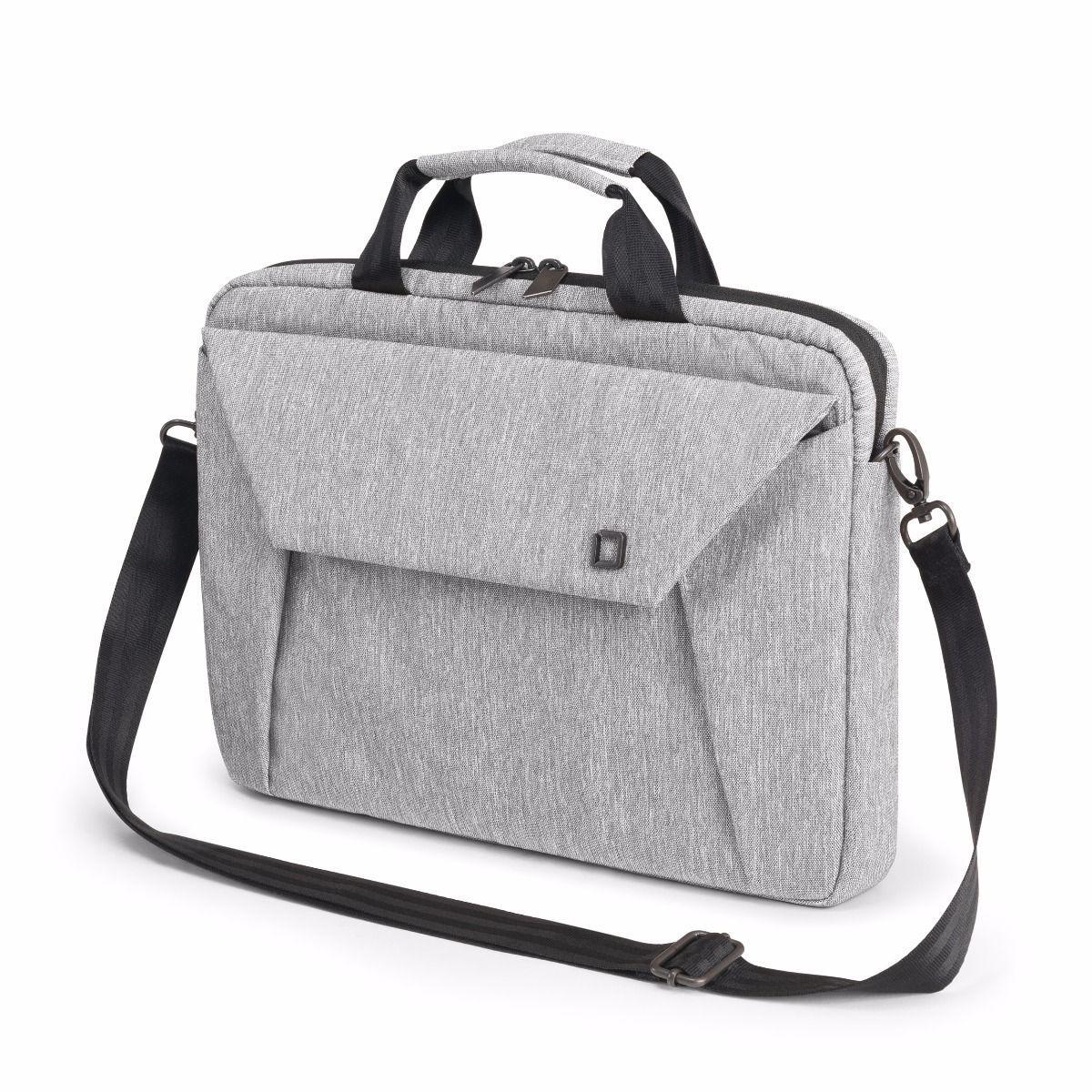 Slim Case EDGE 14-15.6 light grey - D31388