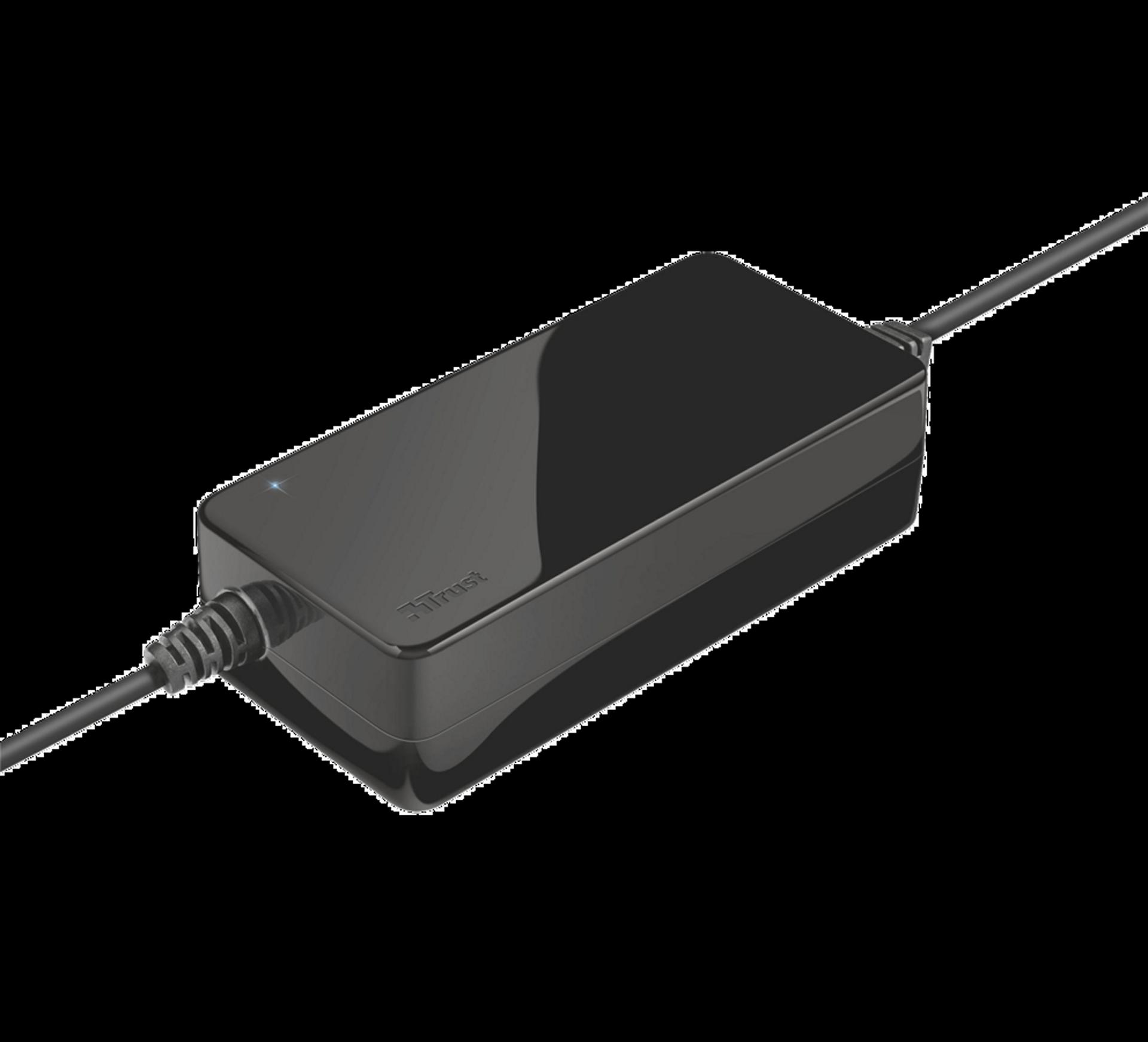 sada TRUST 70W Primo Laptop Charger - black