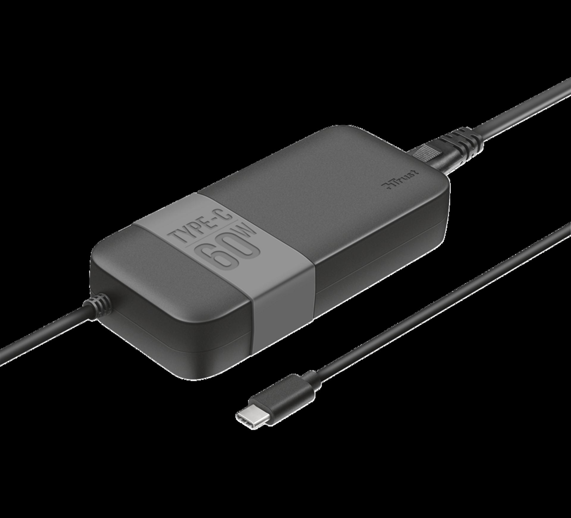 nabíječka TRUST Moda Universal 60W USB-C Charger