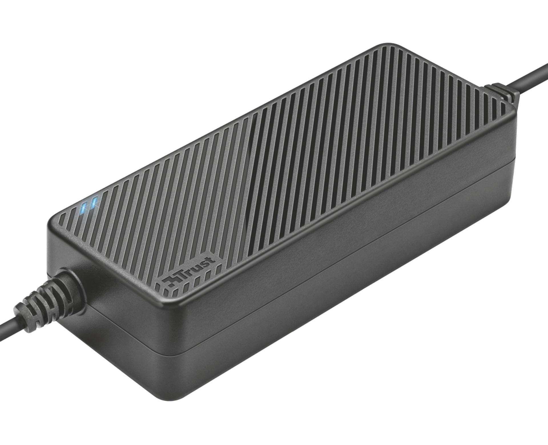nabíječka TRUST Plug and Go 120W Laptop charger