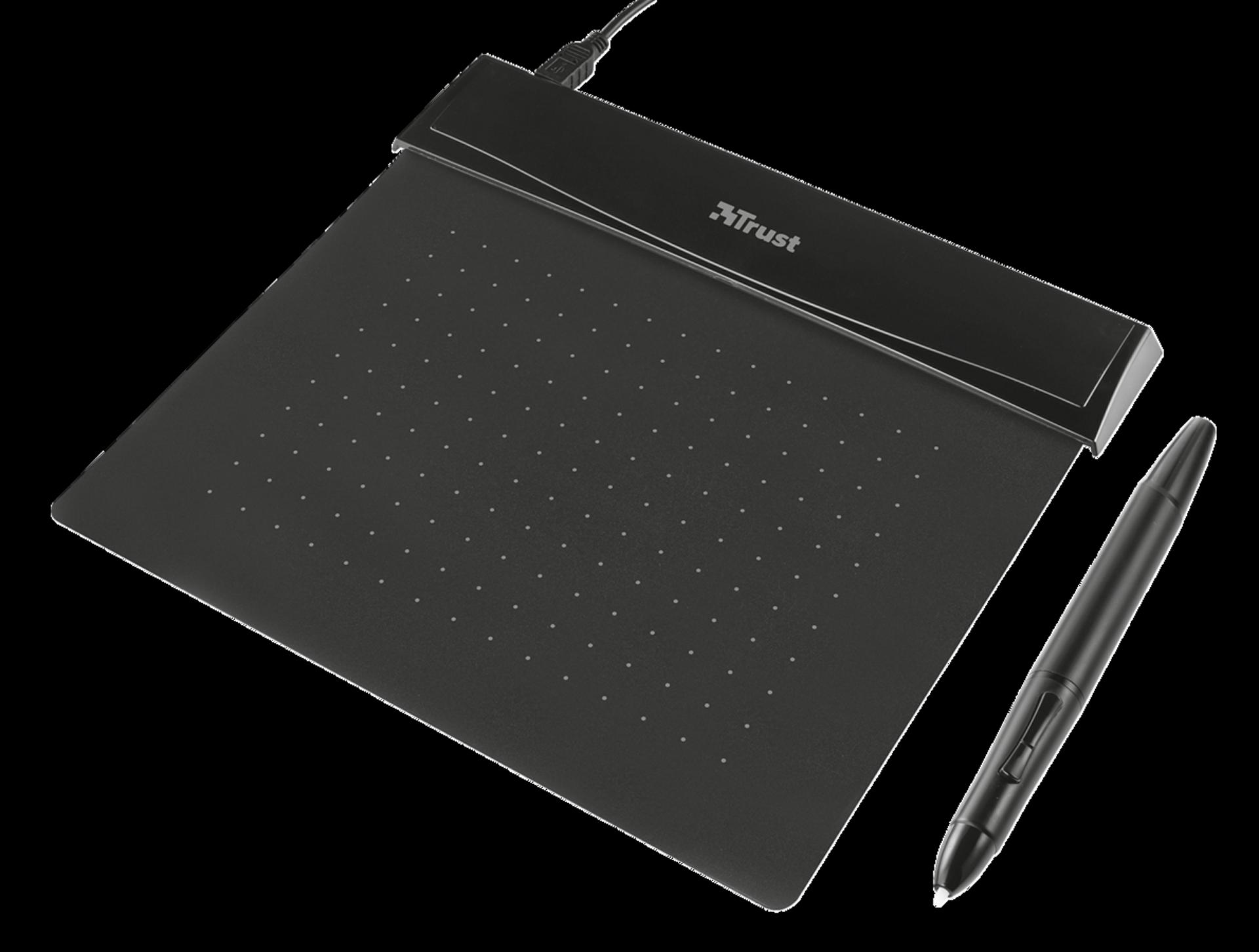 21259 TRUST Flex Design Tablet - black