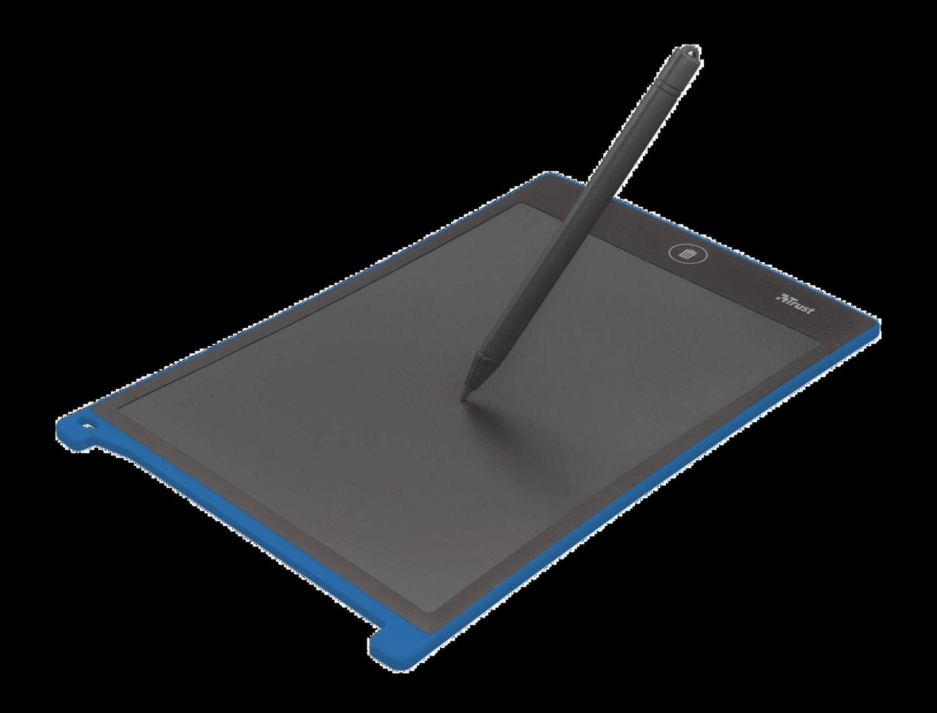TRUST Wizz Digital Writing Pad with 8,5'' LCD