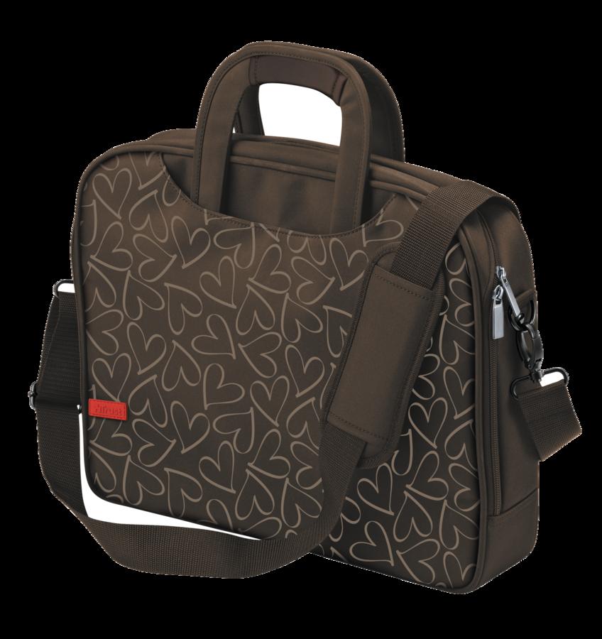 brašna TRUST Oslo 15.6' NB Carry Bag - Brown