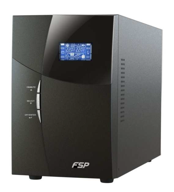 Fortron UPS FSP KNIGHT 2000 VA tower, online