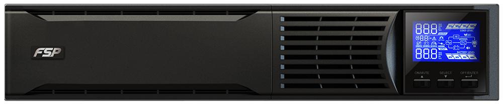 Fortron UPS FSP KNIGHT 1500 VA rack 2U, online