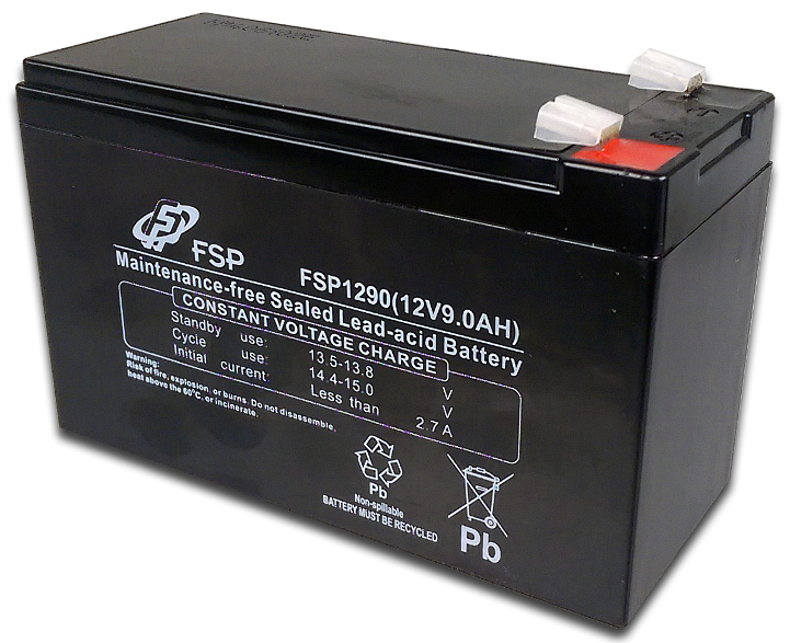 FSP/Fortron 12V/9Ah baterie pro UPS Fortron/FSP - MPF0000200GP