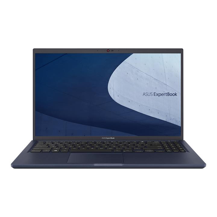 ASUS ExpertBook B1500/15,6''/i5-1135G7 (4C/8T)/8GB/512GB SSD/FPR/TPM/W10P/Black/2Y PUR - B1500CEAE-BQ0015R