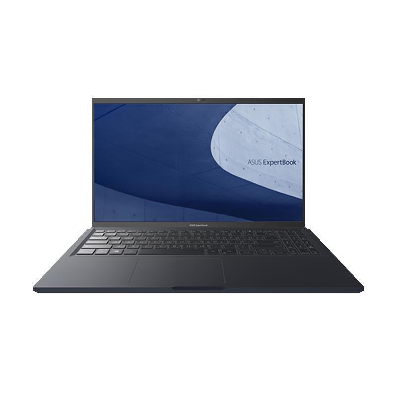 ASUS ExpertBook B1500/15,6''/i7-1165G7 (4C/8T)/16GB/256GB SSD+1TB HDD/TPM/Linux/Black/2Y PUR - B1500CEAE-BQ0370