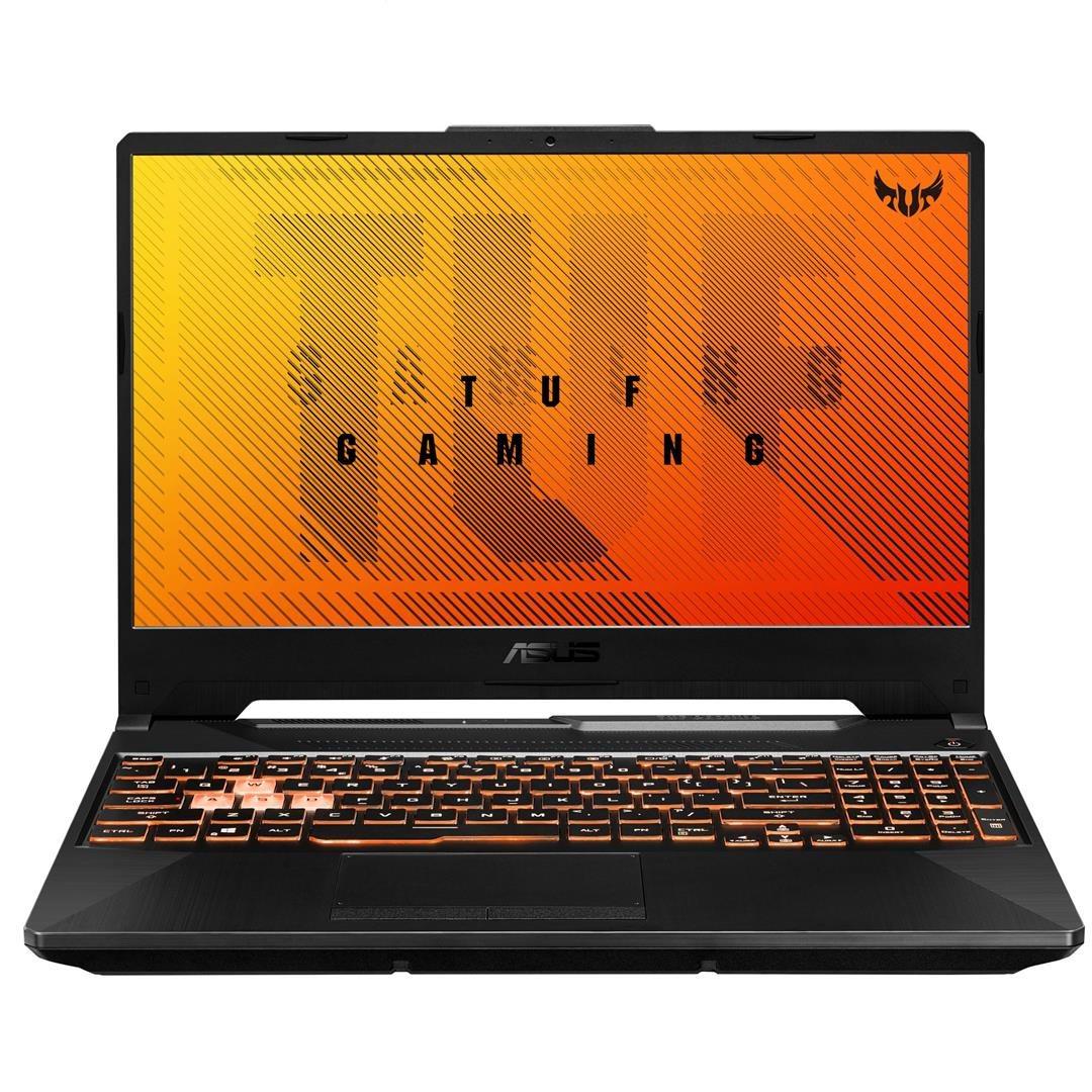 ASUS TUF Gaming F15 - 15,6''/144Hz/i7-11800H/8G*2/512G SSD/RTX3050Ti/W10H (Graphite Black/Plastic) - FX506HE-HN032T