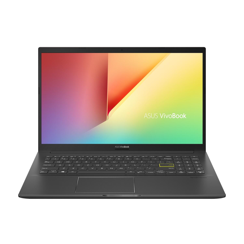 ASUS VivoBook 15 - 15,6''/i7-1165G7/16G/256GB SSD+1TB HDD/MX330/W10 Home (In. Black/Alum.) - K513EP-BQ249T