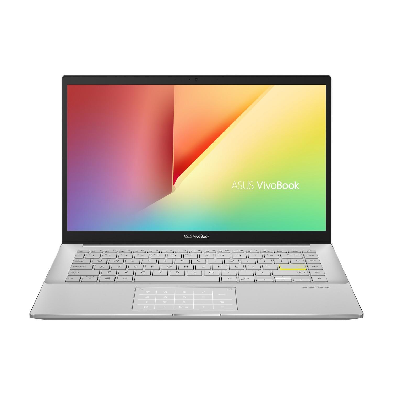 ASUS VivoBook S14 - 14''/R5-5500U/8GB/512GB  SSD/W10 Home (Dreamy White/Aluminum) - M433UA-EB247T