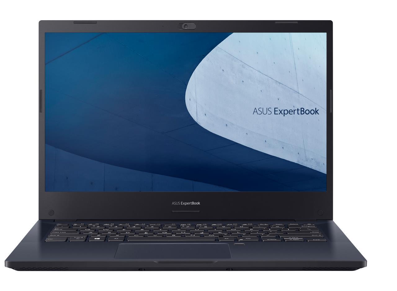 ASUS ExpertBook P2451/14''/i5-10210U (4C/8T)/8GB/512GB SSD/FPR/TPM/W10P/Black/2Y PUR - P2451FA-EB1138R