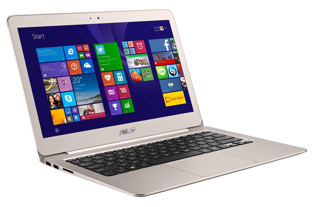 ASUS UX305CA 13.3/6Y75/512SSD/8G/W10 Pro, zlatý