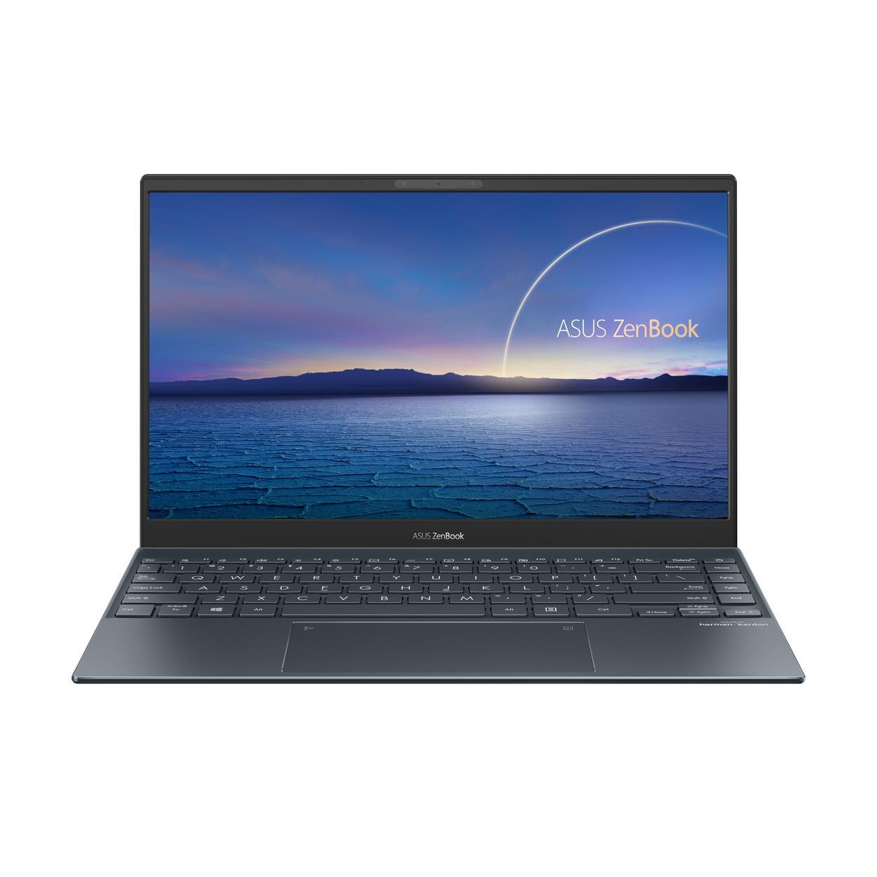 ASUS Zenbook UX325JA - 13,3'' FHD/IPS/Core i7-1065G7/8GB/512GB SSD/W10 Home (Pine Grey/Aluminum)