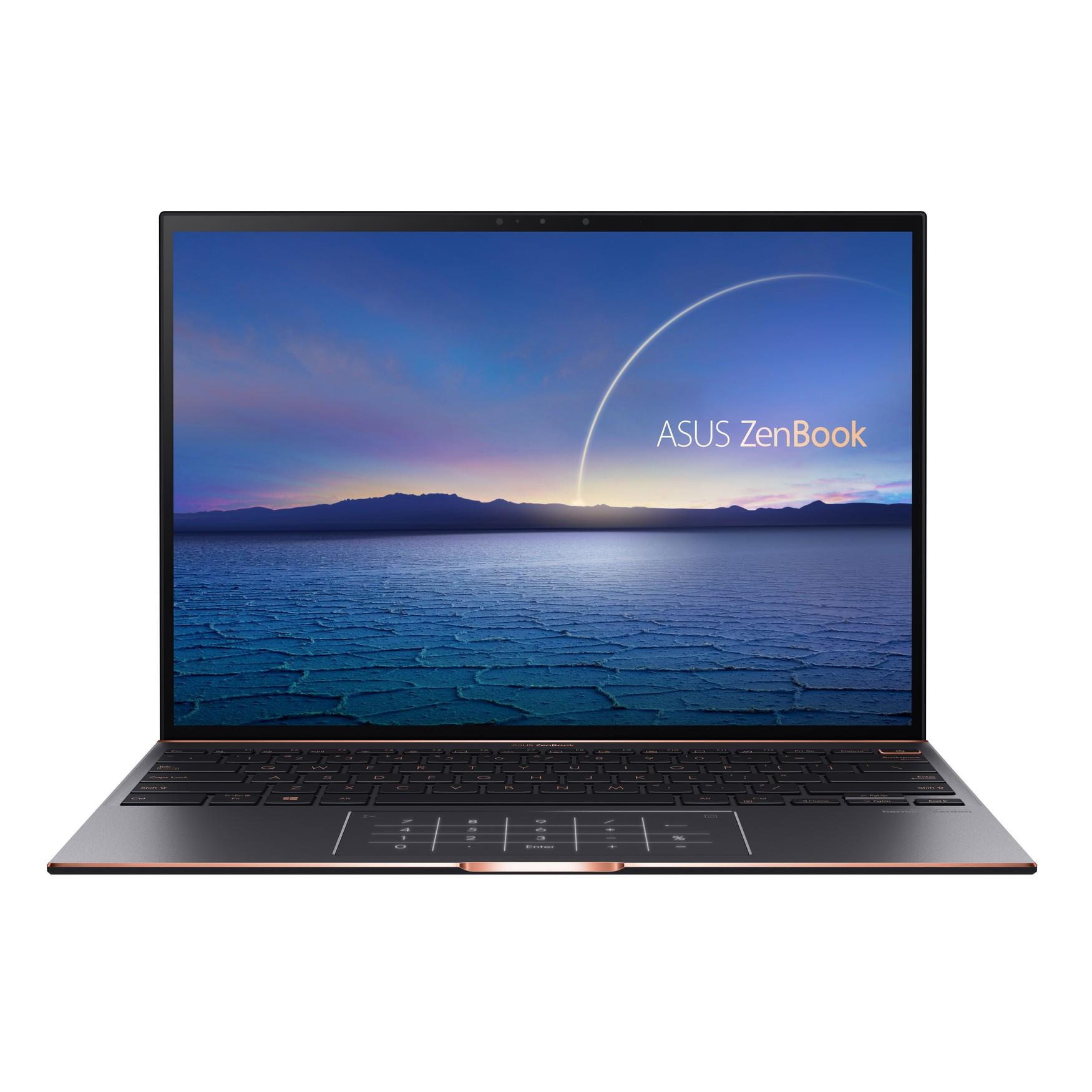 ASUS Zenbook S - 13,9''/Touch/i7-1165G7/16GB/512GB SSD/W10H (J.Black/Alumi.)+ Záruka 3Y PICKUP&RETURN - UX393EA-HK004T