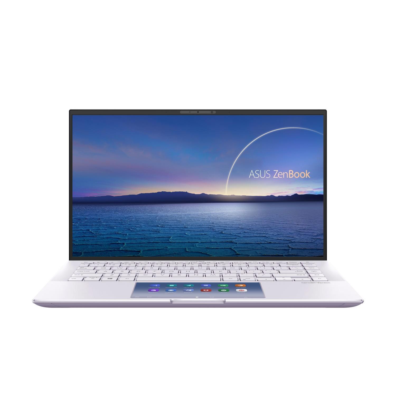 ASUS ZenBook 14 - 14''/i5-1135G7/8G/512GB SSD/ScreenPad 2.0/W10H (Aluminum) + Záruka 3Y PICKUP&RETURN - UX435EA-A5008T