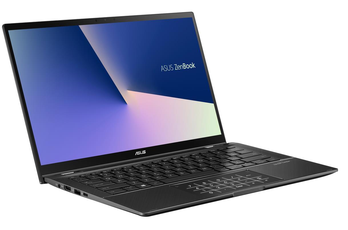 ASUS Zenbook Flip UX463FA 14''/i5-10210U/512GB SSD/8G/W10 (Gun grey)