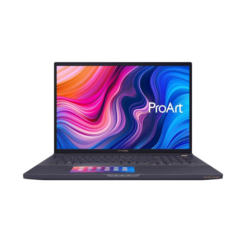 ASUS ProArt StudioBook Pro X - 17''/i7-9750H/32GB/2TB SSD/Quadro RTX 5000/W10 Home (Star Grey/Alum) - W730G5T-H8099T