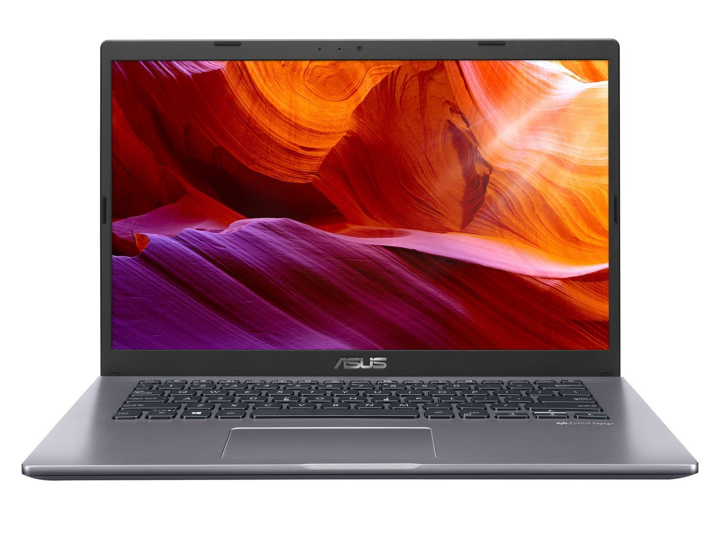 ASUS Laptop X409FA - 14''/i3-10110U /4GB/512GB SSD/W10 Home (Star Grey/Plastic) - X409FA-BV668T