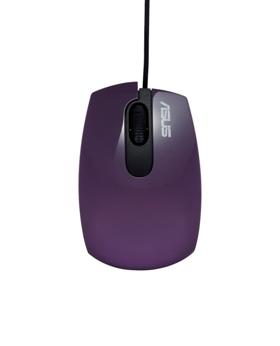 ASUS myš UT210, fialová